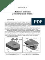 L2-10 Modelare Avansata Prin Manipulare Directa (Corectata)