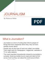 Journalism Drunk