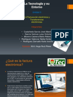 4. Facturacion y Transferencia Electronica