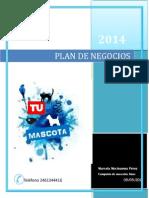 Plan de Negocios Marce