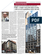 Jack Terzi Named Executive Of The Month By New York Real Estate Journal