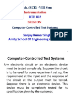 Computer-Controlled Test Systems