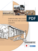 Darfur Early Recovery
