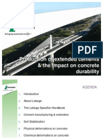 Cement and Concrete Presentation Lafarge