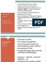 Economics Portfolio CFA l2