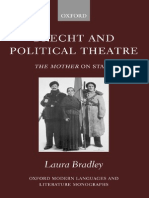 [Laura Bradley] Brecht and Political Theatre