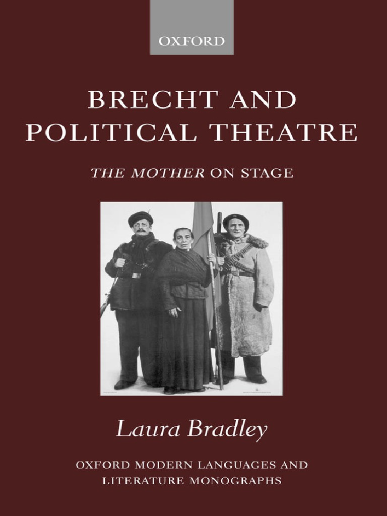 [Laura Bradley] Brecht And Political Theatre | Theatre | Entertainment  (General)