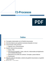 Capitulo III Procesos de Linux