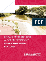 Urban Patterns for a Green Economy