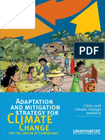 Adaptation and Mitigation Strategy for Climate Change for the Canton of Esmeraldas