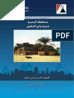 Strategic Urban Plan for Wadi Al-Natron City