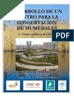 Desarrollo de Un Centro Para La Conservacion de Humedales