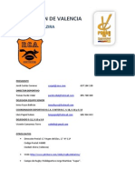 Clubes de Valencia