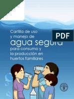 Agua Segura FAO