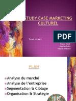 Study Case Marketing Culturel