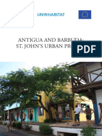 Antigua and Barbuda- St. John's City Urban Profile