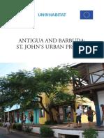Antigua and Barbuda- St. John's City Urban Profile