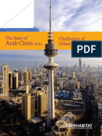 The State of Arab Cities 2012