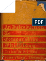 An Introduction to Comparative Philology - Dr. P.D. Gune