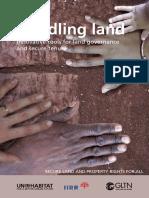 Handling Land