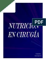 Nutricion en Cirugia Dr e Molina