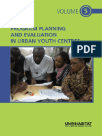 Program Planning and Evaluation in Urban Youth Centres