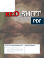Red Shift Lesson
