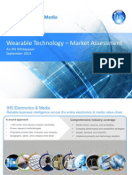 Wearable Technology Sep 2013
