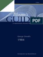 Harold Bloom, Albert a. Berg-George Orwell's 1984 (Bloom's Guides)(2004)