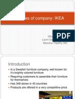 Strategy Ikea