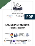 Sailing Instructions Regatta Poseidon 2014