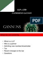 LLP vs LTD