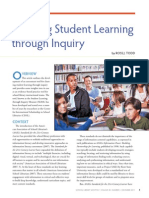 Charting Student Learning Through Inquiry - ProQuest