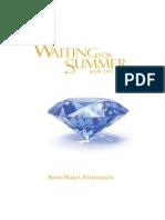 Waiting For Summer (Book 2) by Anna-Maria Athanasiou