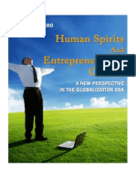Human Spirits And Entrepreneurship Culture - A New Perspective In The Globalization Era by Debora Ferrero and Carla Fiorio