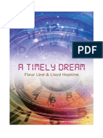 A Timely Dream (Hardback) by Fleur Lind & Lloyd Hopkins