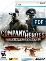 70943250 Company of Heroes Opposing Fronts Manual PC