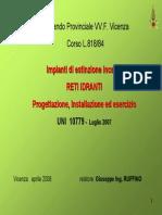 818 Rete Idranti