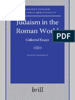 Goodman, M.-judaism in the Roman World (Ancient Judaism and Early Christianity)-BRILL (2007)