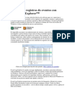 Analice Sus Registros de Eventos Con Event Log Explorer