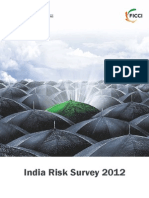 India Risk Survey 2012