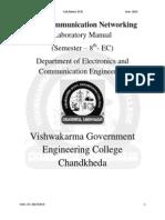 Data Communication & Networking Lab Manual