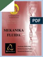 UAS Semester 4 - Mekanika Fluida