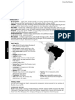 Lonely Planet - South America on a Shoestring - Brazil - 2007