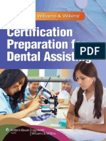 Certification Preparation for Dental Assisting B Bennett Et Al Lippincott 2012 BBS