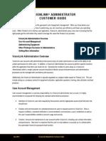 VisionLink Administrator Customer Guide