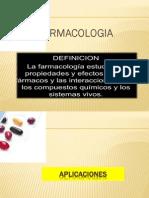 Farmacologia y Farmacocinetica 1
