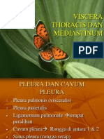 Anatomi-Viscera Thoracis,Cor Dan Mediastinum'
