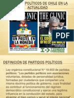 Partidos Políticos de Chile en La Actualidad