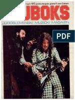 Dzuboks No.010 1975